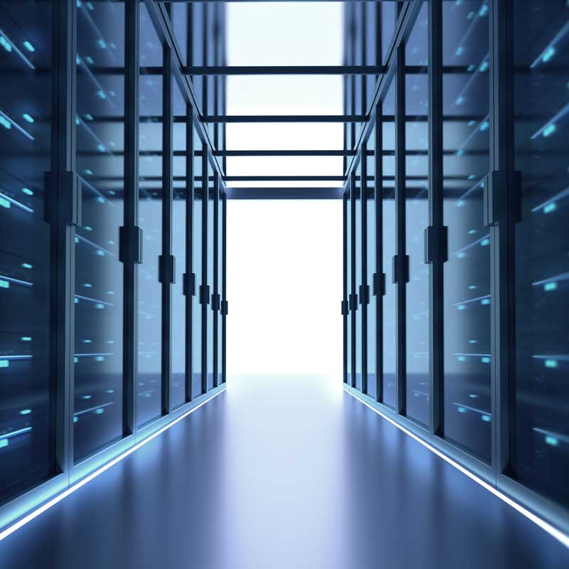 Web servers in a row