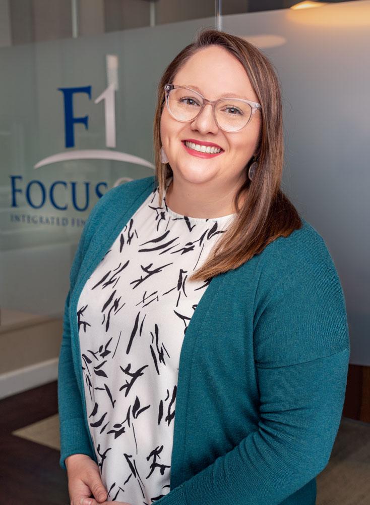 Morgan Jessee from FocusOne